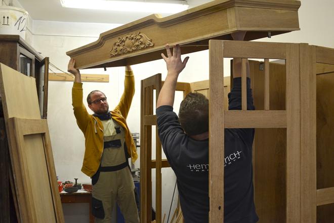 Antike Möbel Statt Knast Christophorus Gesellschaft